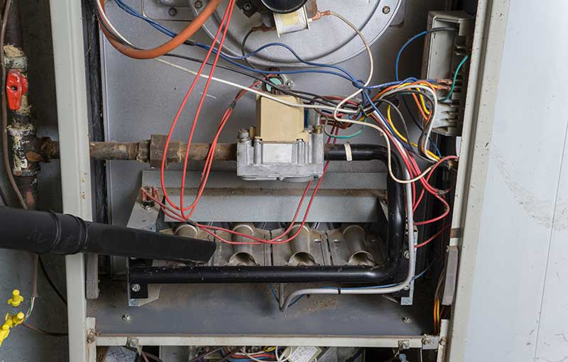 Furnace cleaning Carson Pow-R-Vac